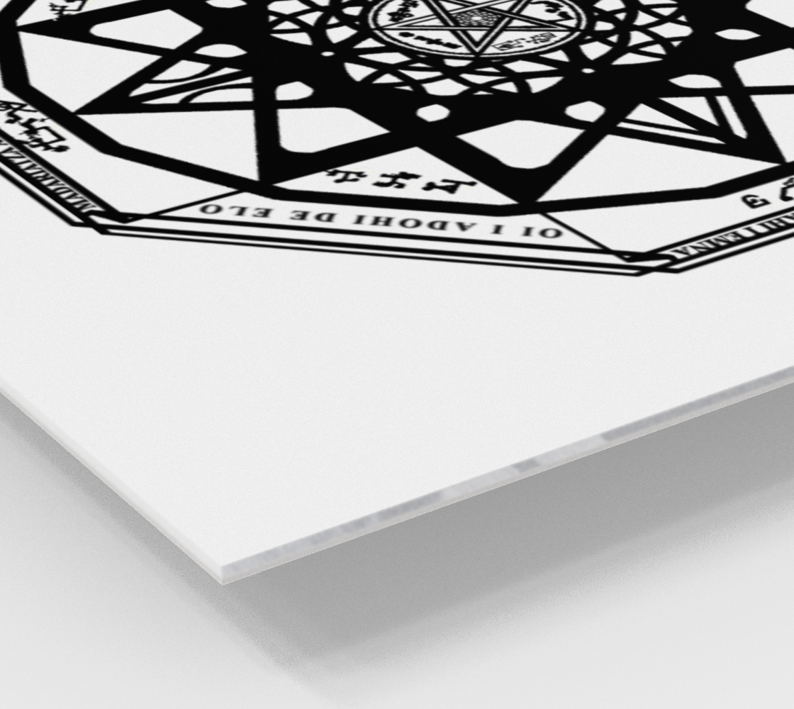 Protection Sigil Basic Print preview #2