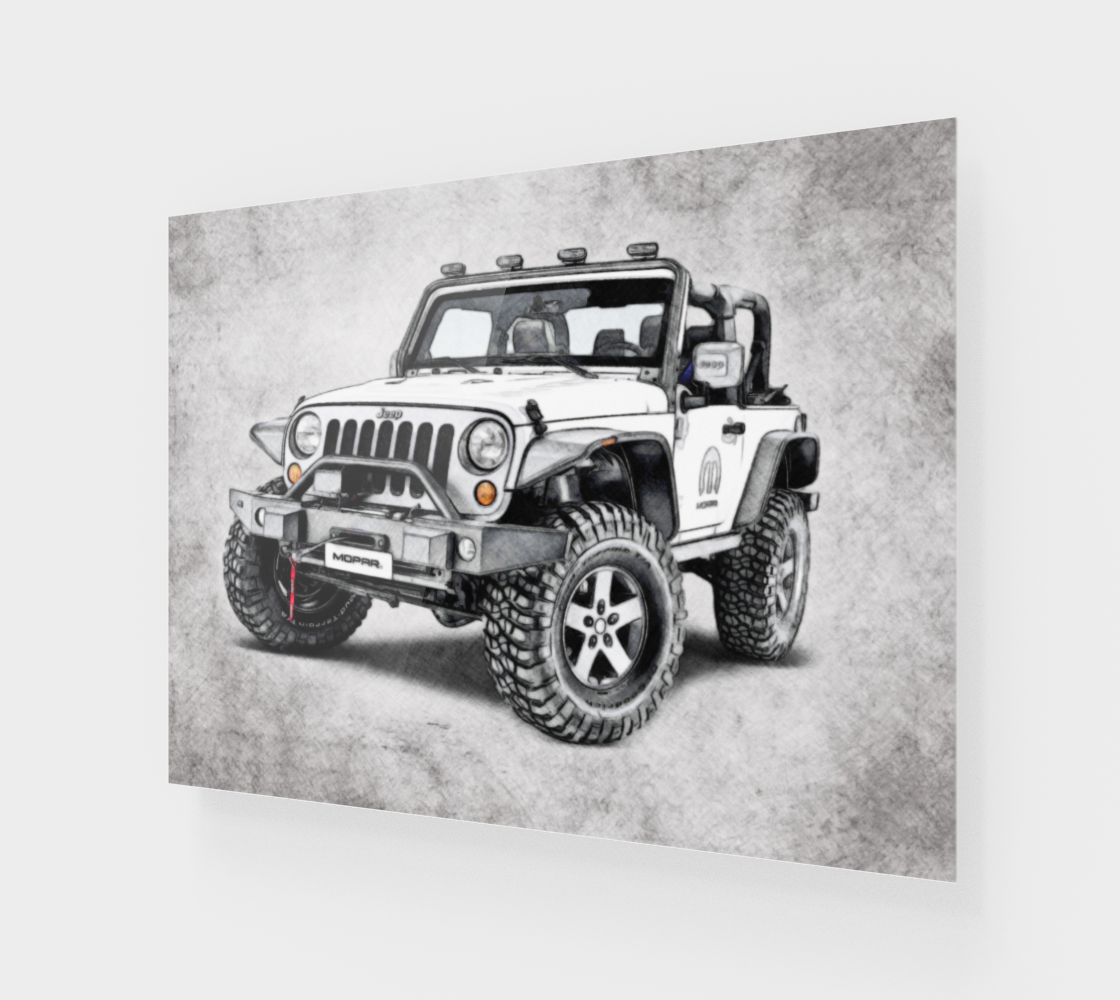 My Jeep preview
