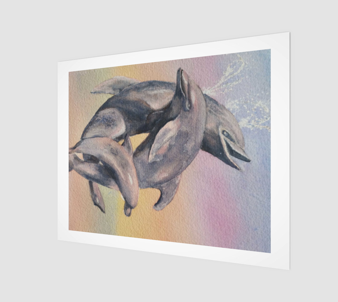 Dancing Dolphins preview #1
