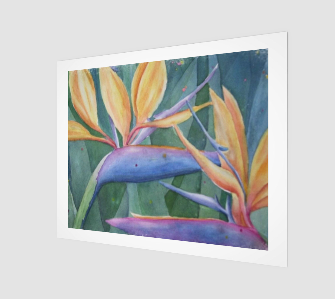 Bird of Paradise Flower preview