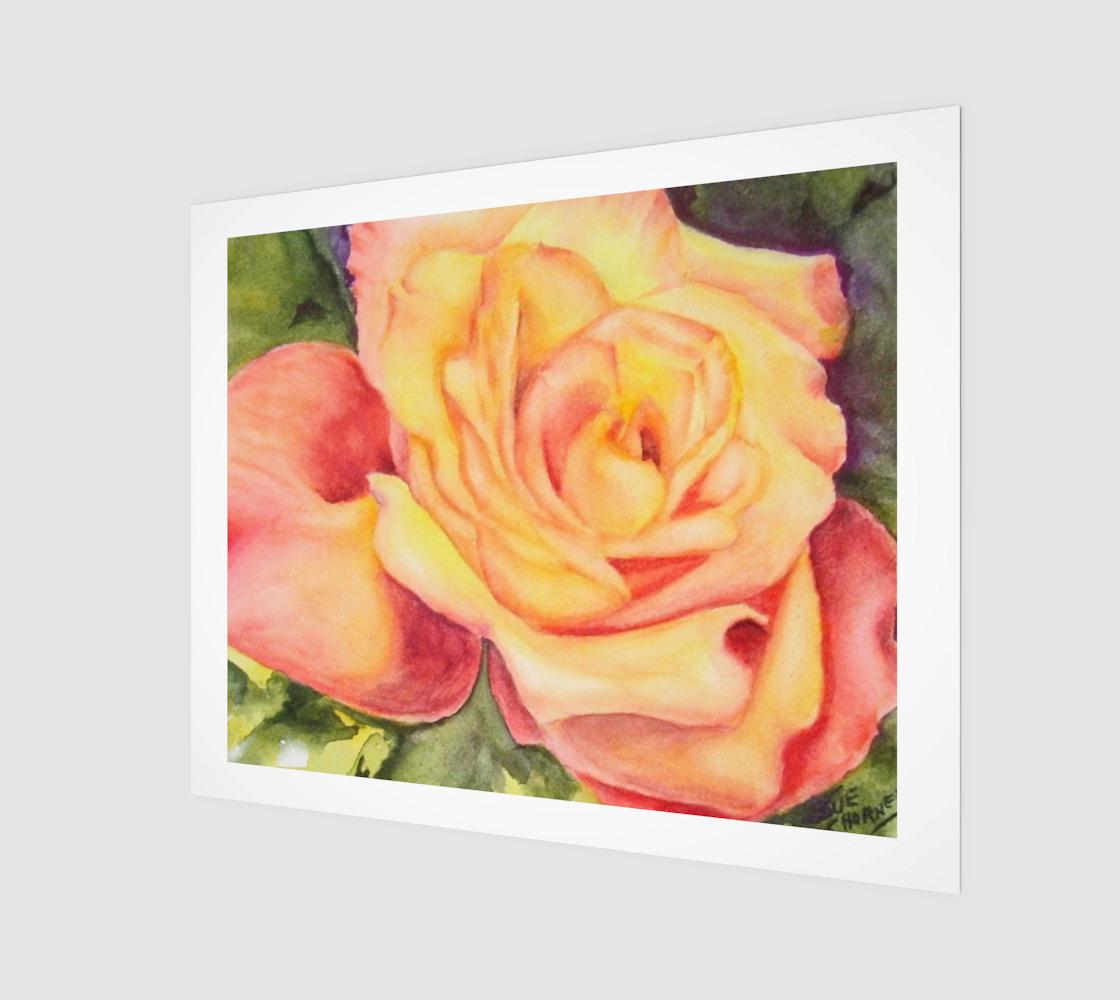 Yellow Orange Rose preview
