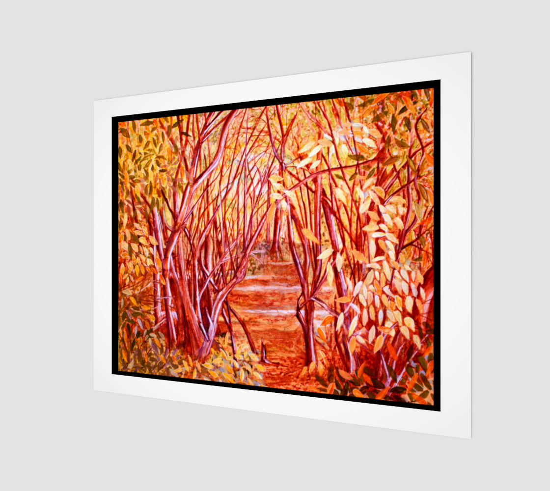 Autumn Comes - Wall Art preview