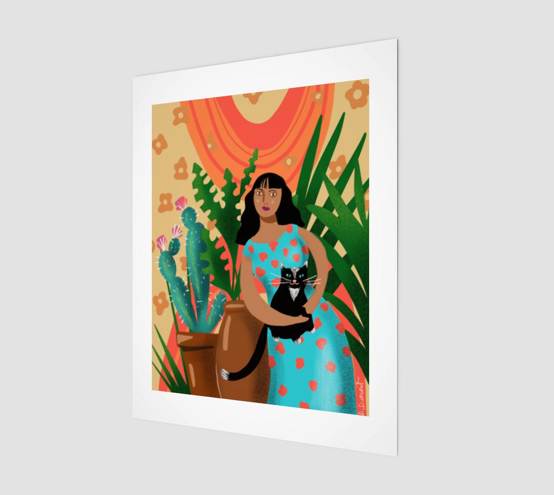 Affiche Fiesta girl preview