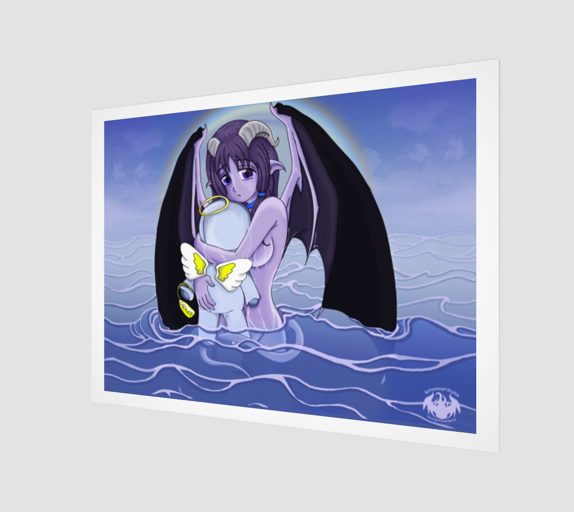 Seryhon in the Lake / Poster Only preview