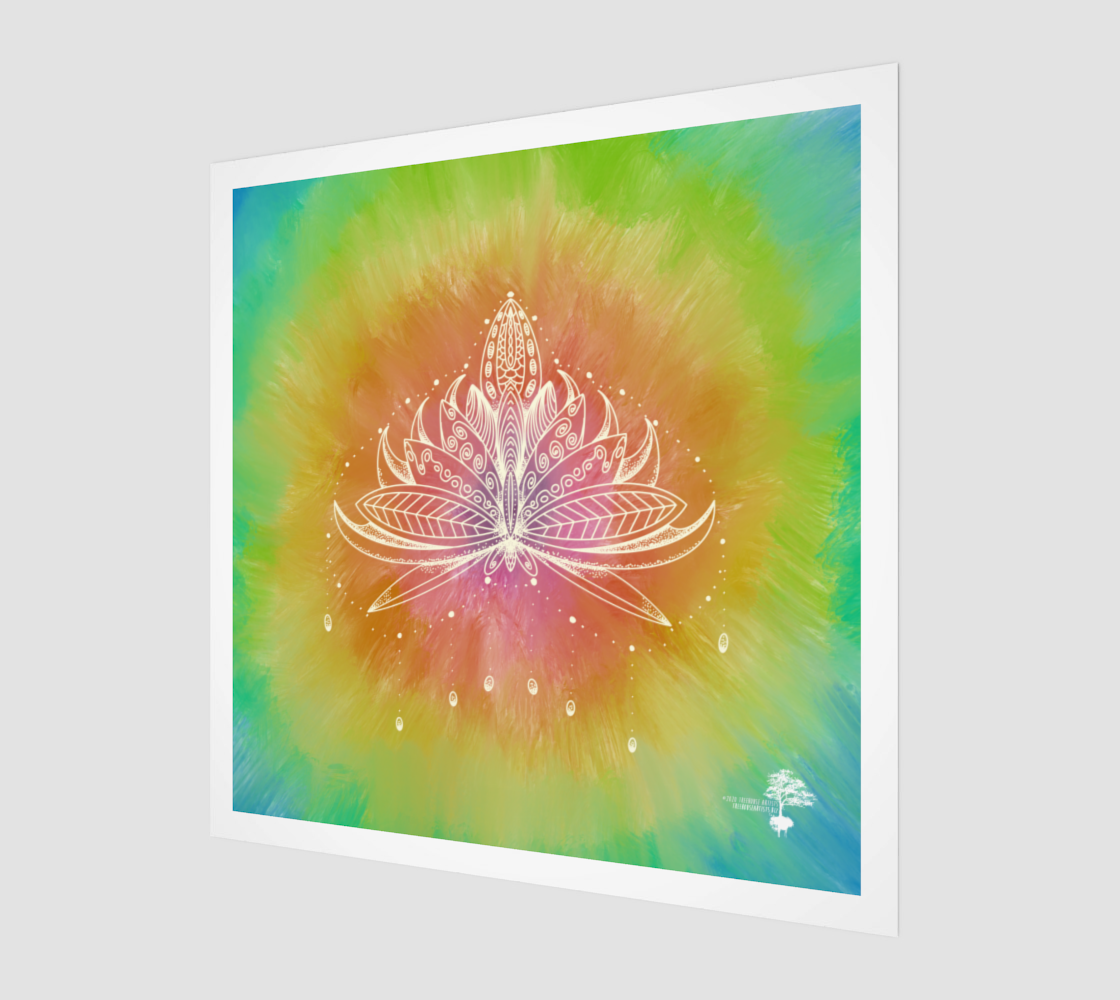 Lotus in Bloom preview #1