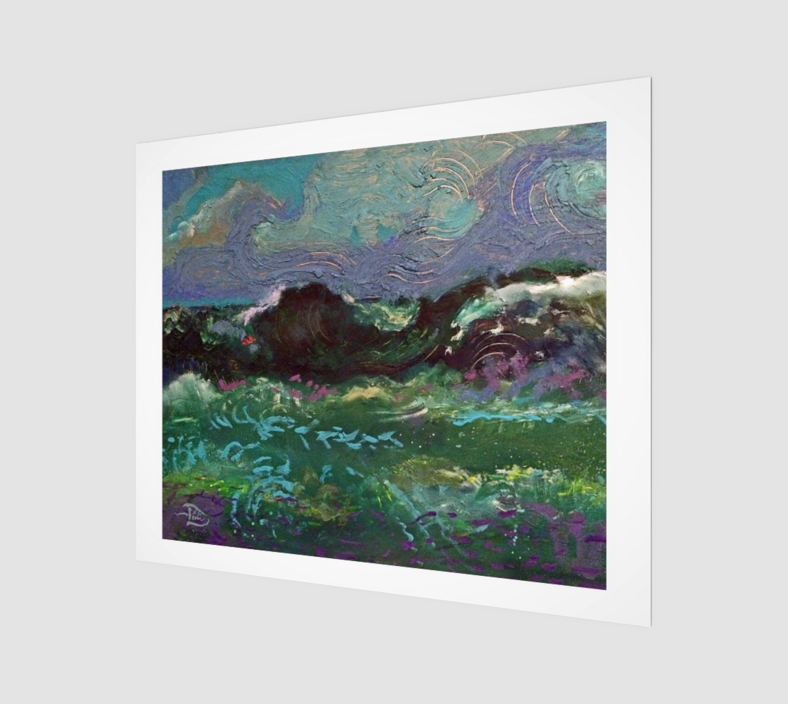The Sea at Dusk by Lowell S.V. Devin preview