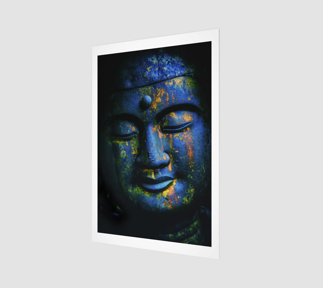 Aperçu de Bouddha bleu  |  Blue Buddha