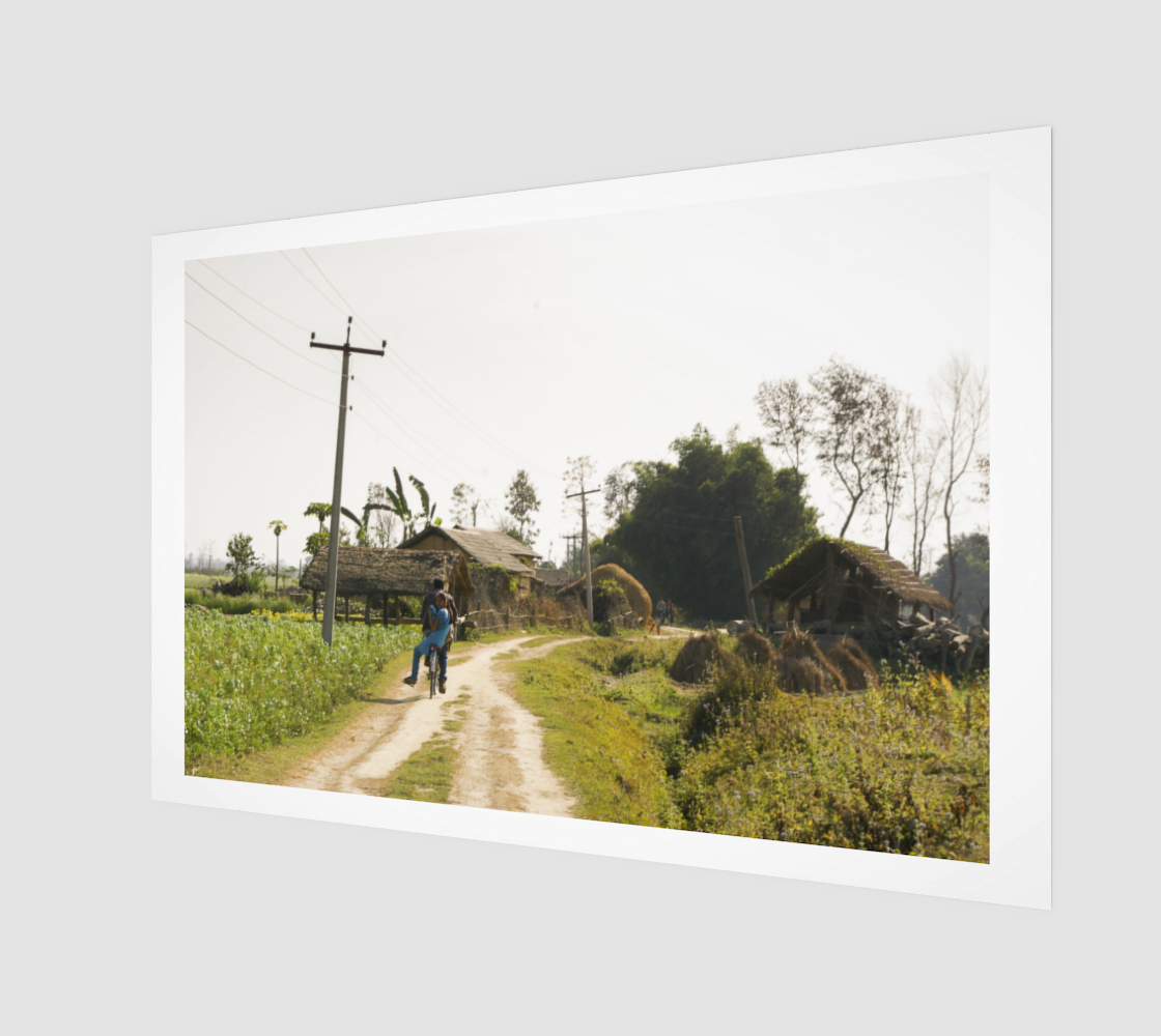 Bicycle Ride - Nepal preview