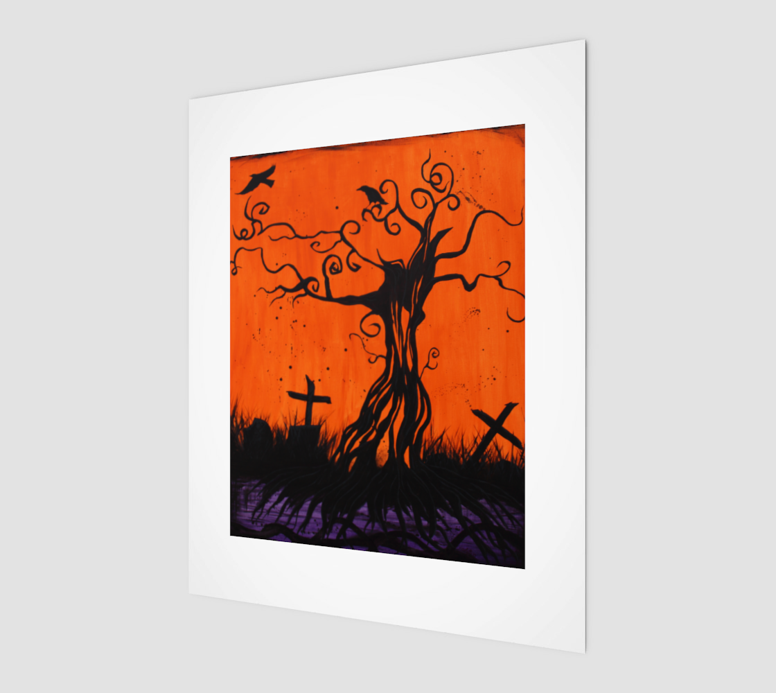 Samhain Tree of Remembrance  preview