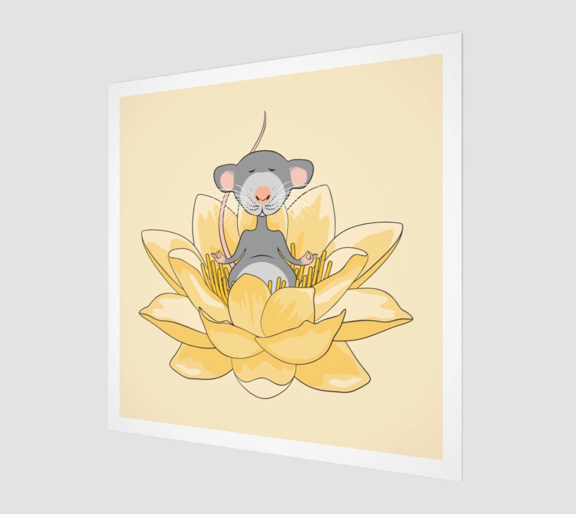 Aperçu de Meditating Mouse