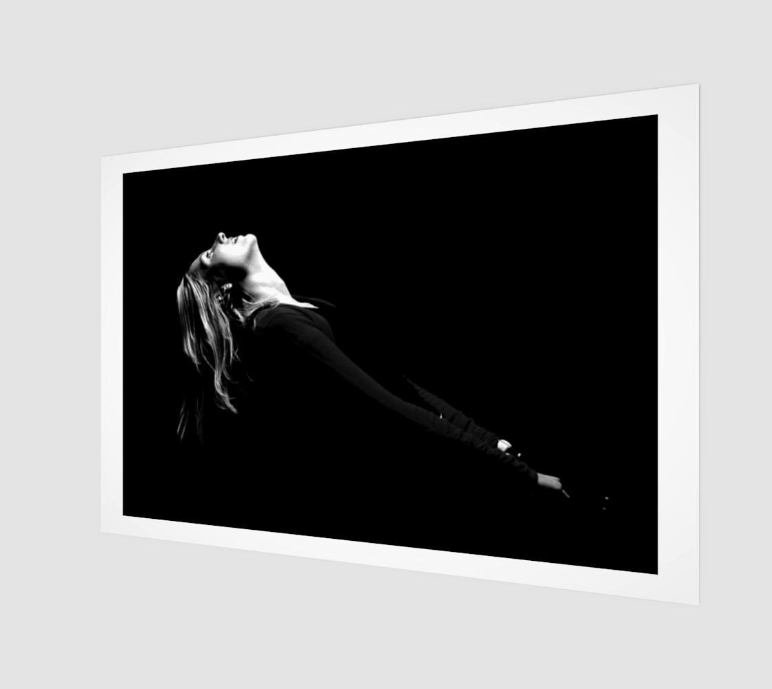 Into The Light Art Print preview