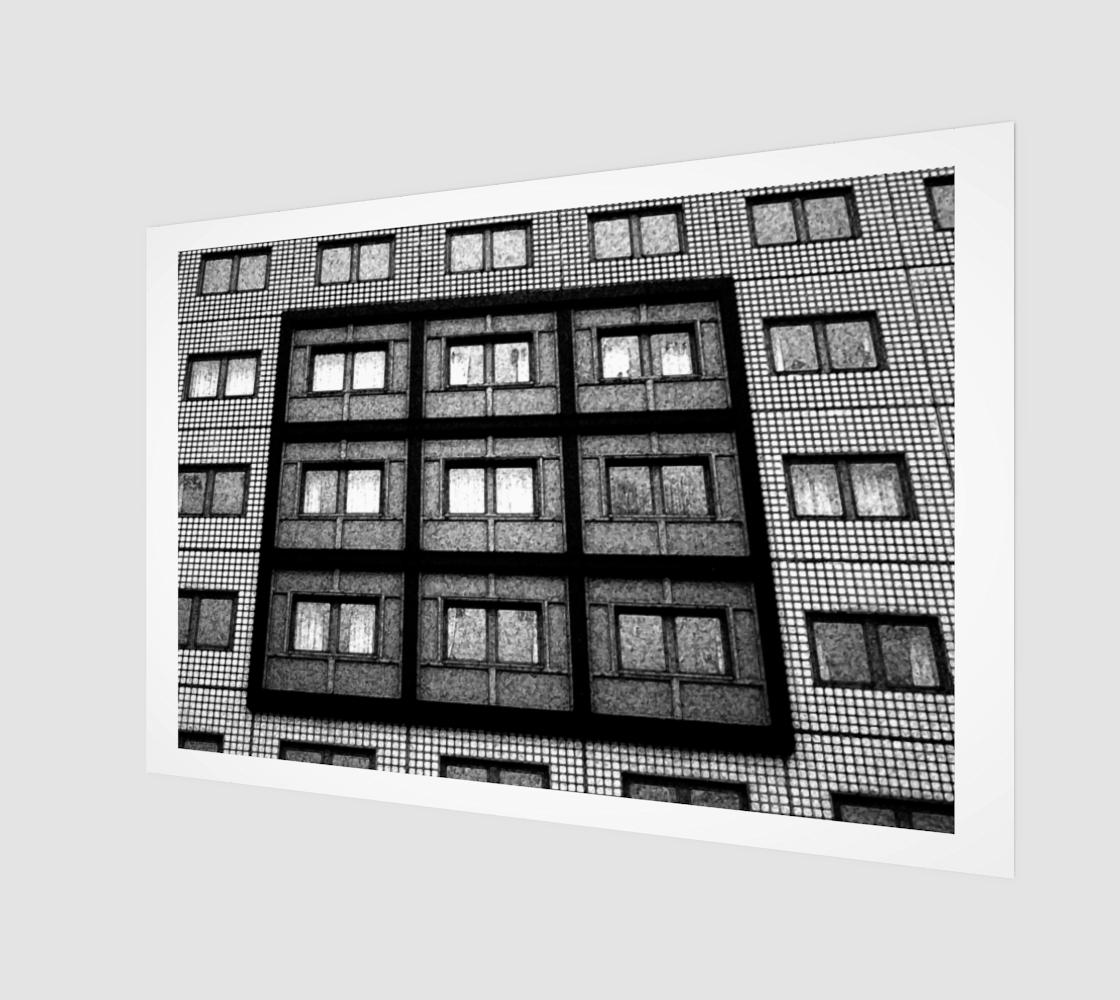 Hengelo 3 Wood Print preview