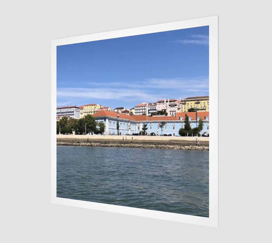 Lisbon waterfront preview