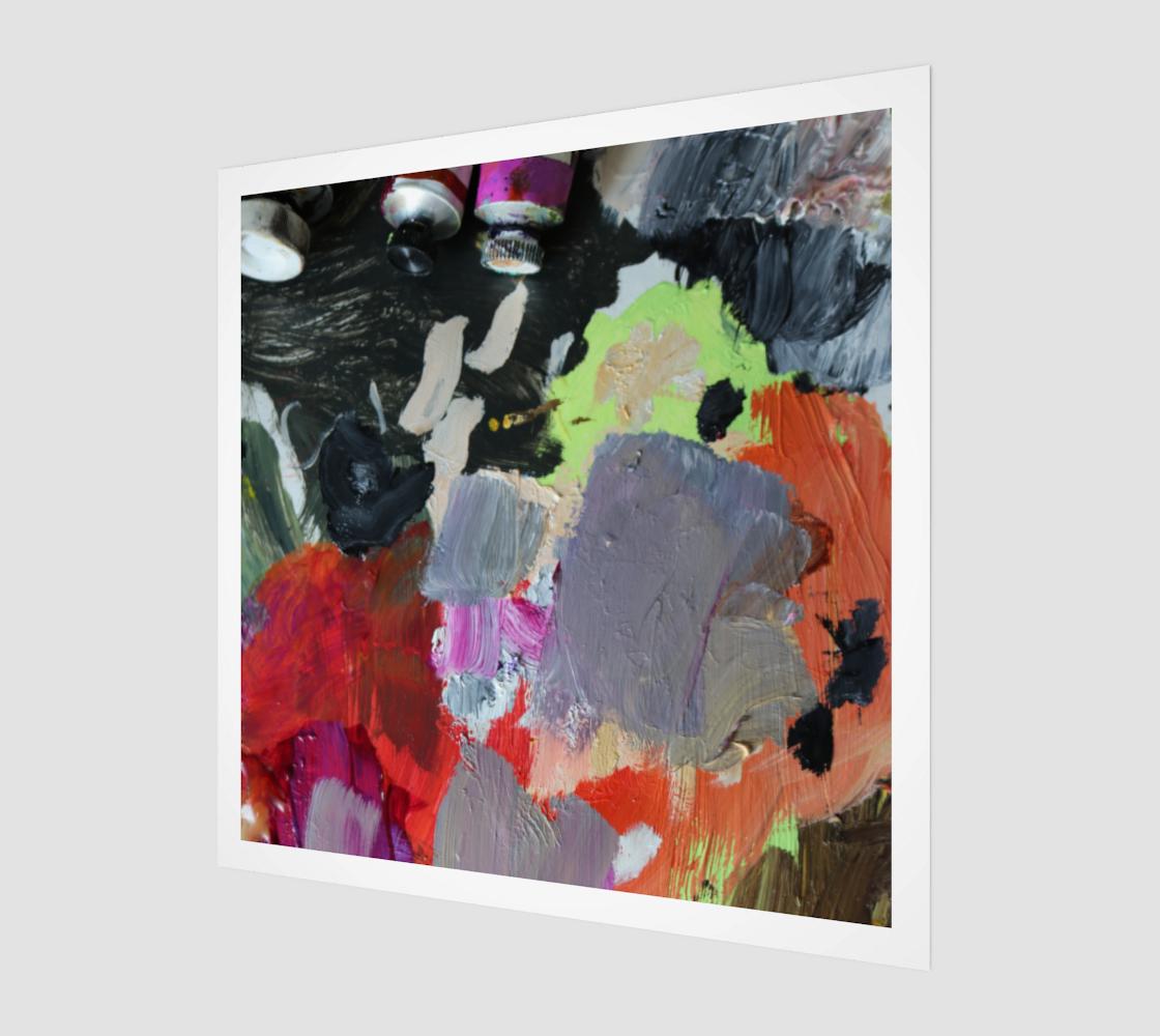 painter palette preview