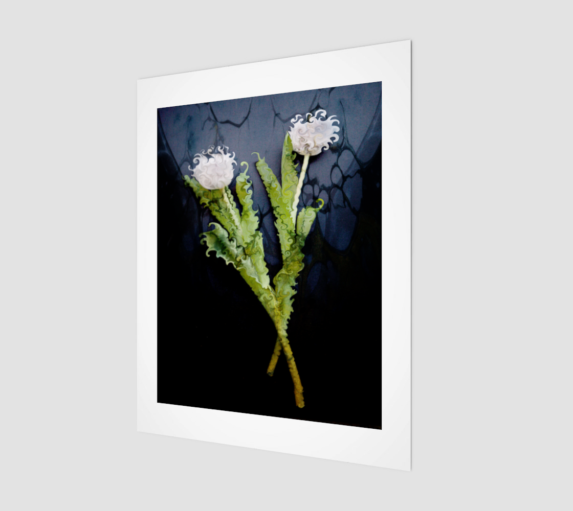 White Tulips preview