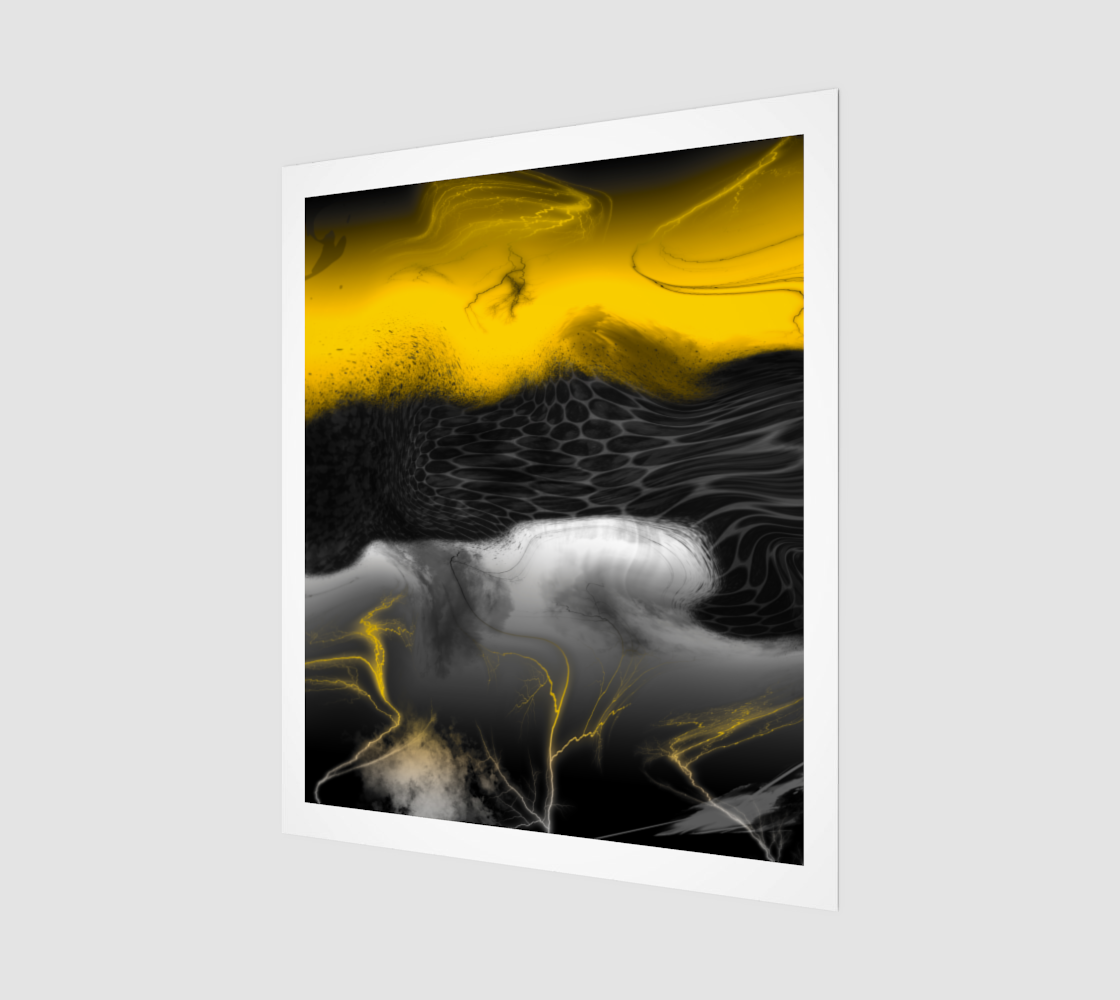 Another Realm 20x24 Art Print preview