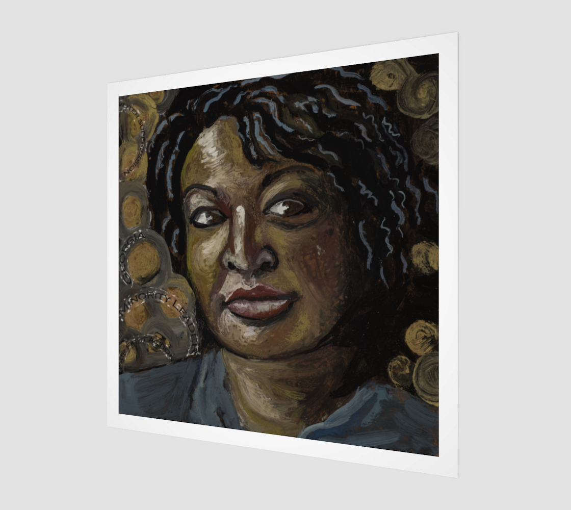 Stacey Abrams print preview #1