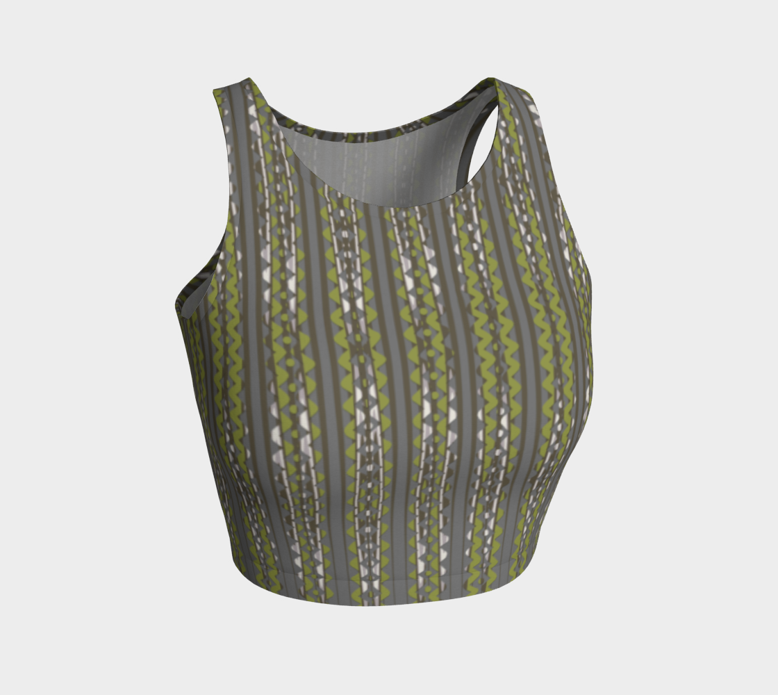 Striped Bamboo Swirl preview