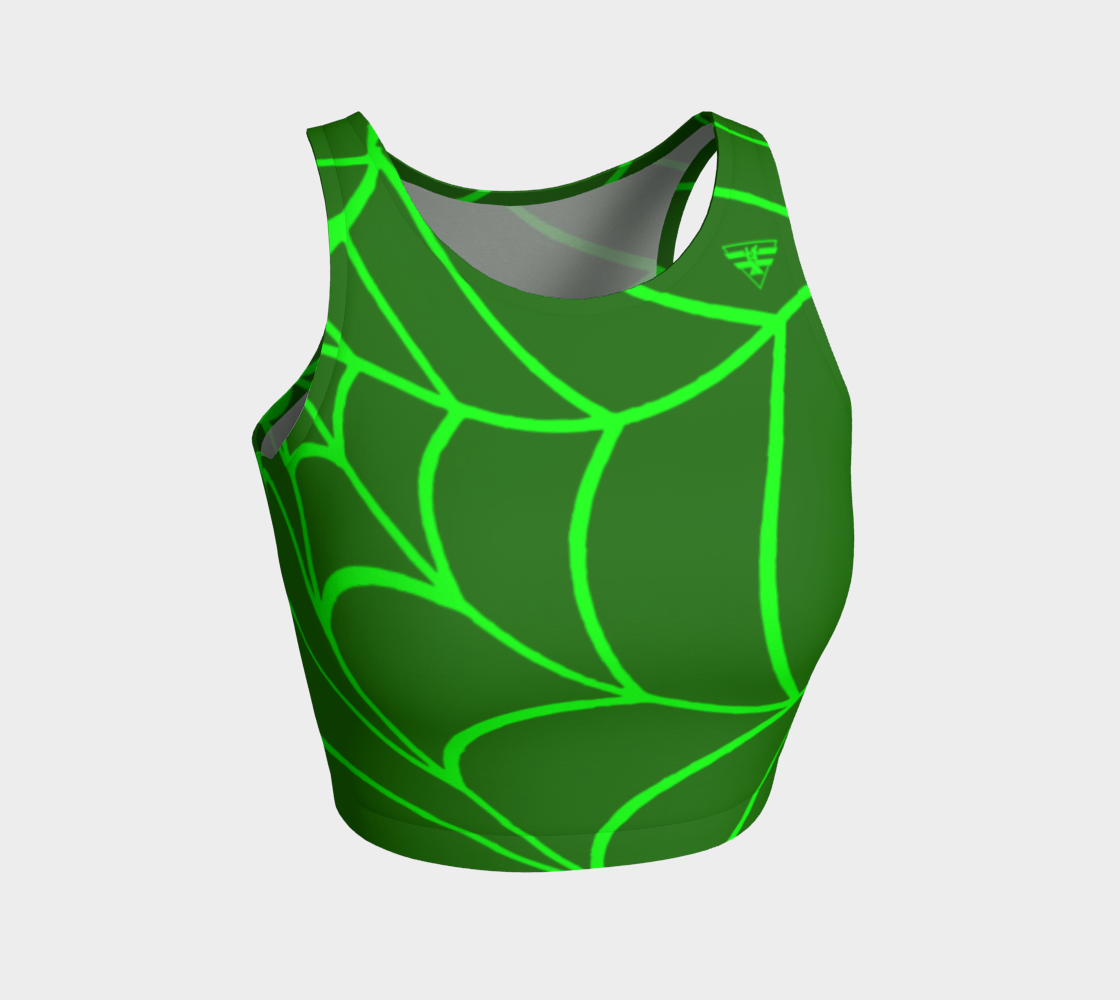 Lime Spider  Web preview