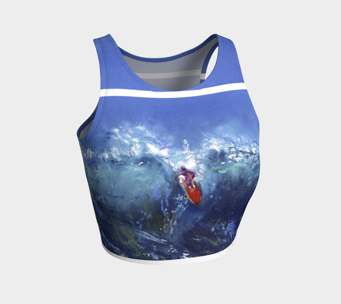 Big Sur Cleavage Surfer / Instant-Convo-Starter Top preview