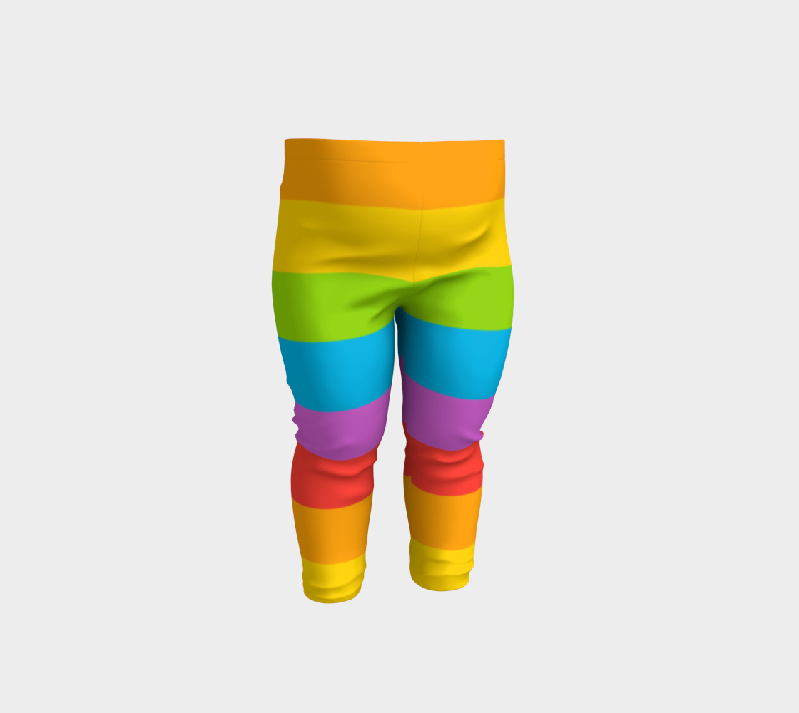Rainbow Ricaso 3D preview