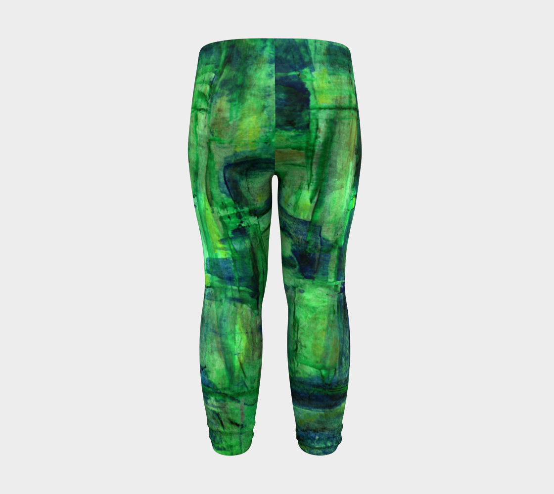 Mayan dream Leggings preview #8