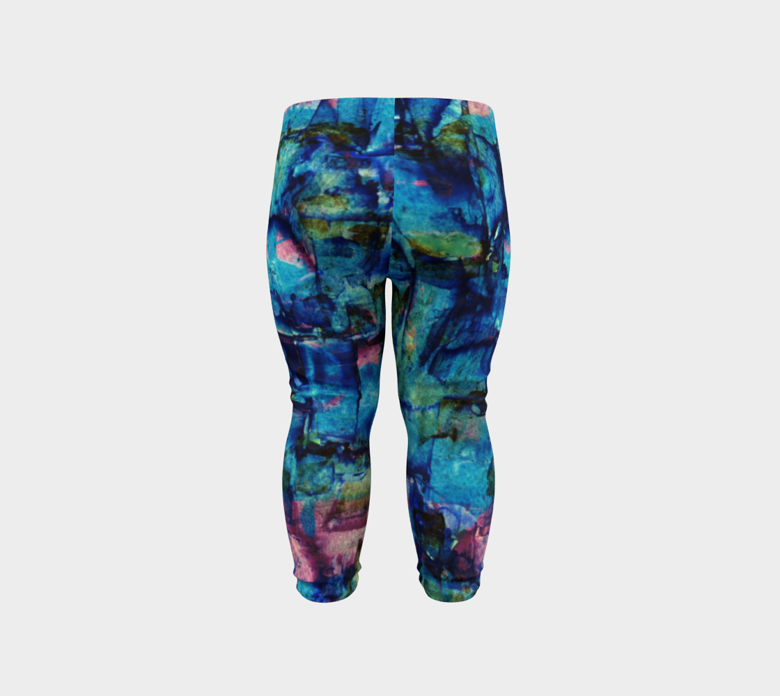 The Blues Leggings preview #6