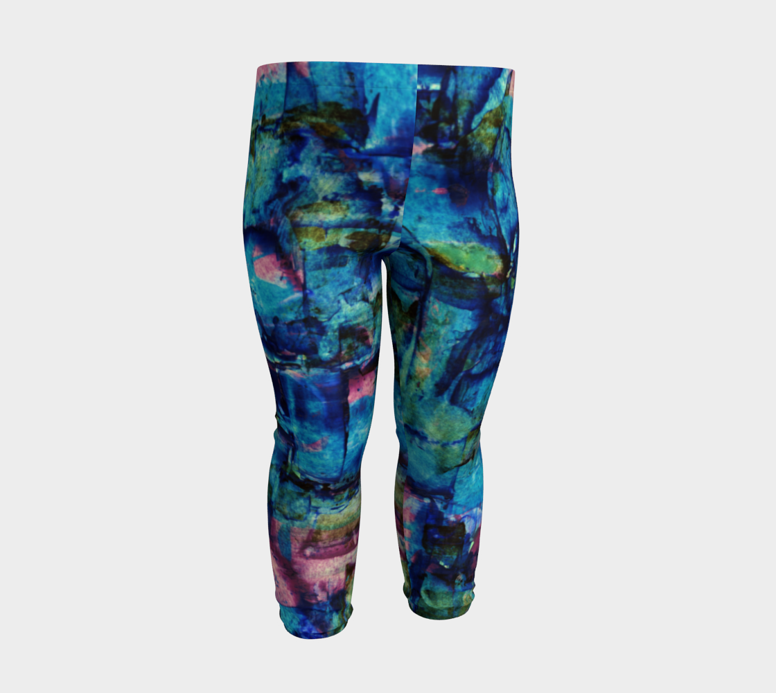 The Blues Leggings preview #3