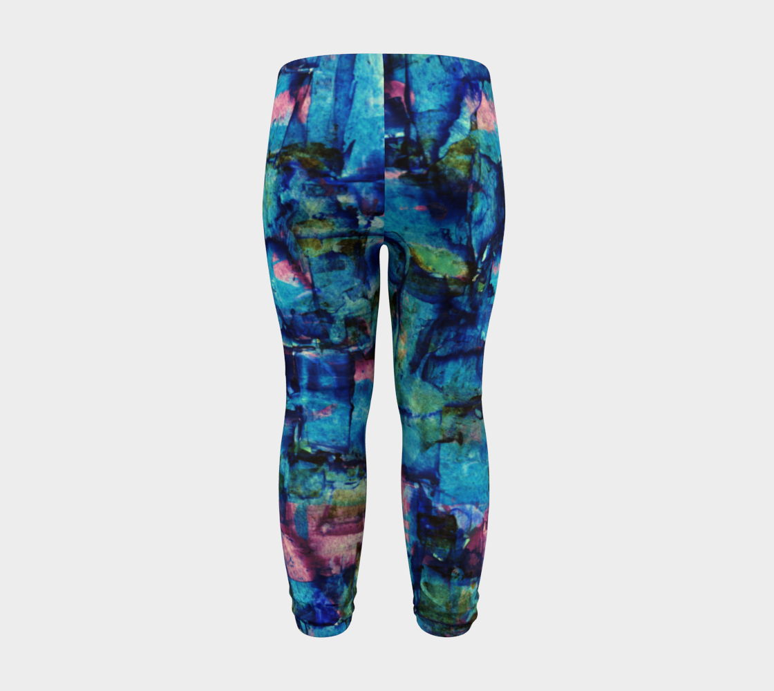 The Blues Leggings preview #8