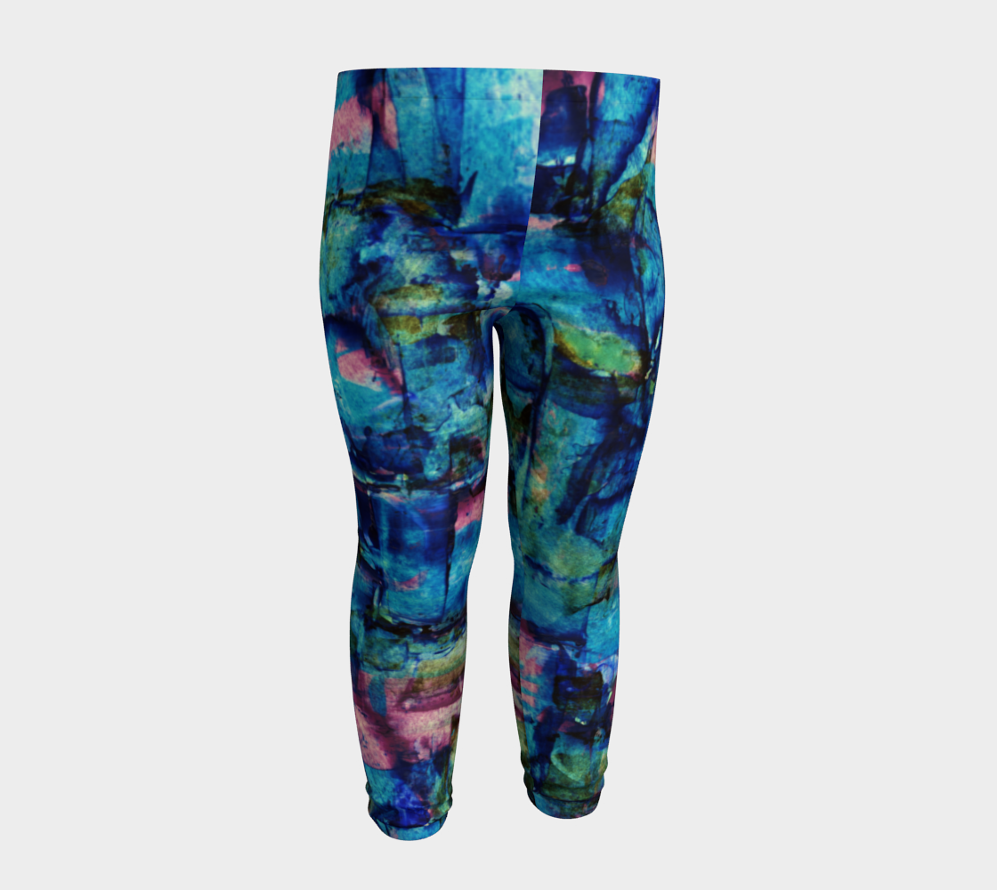 The Blues Leggings preview #4