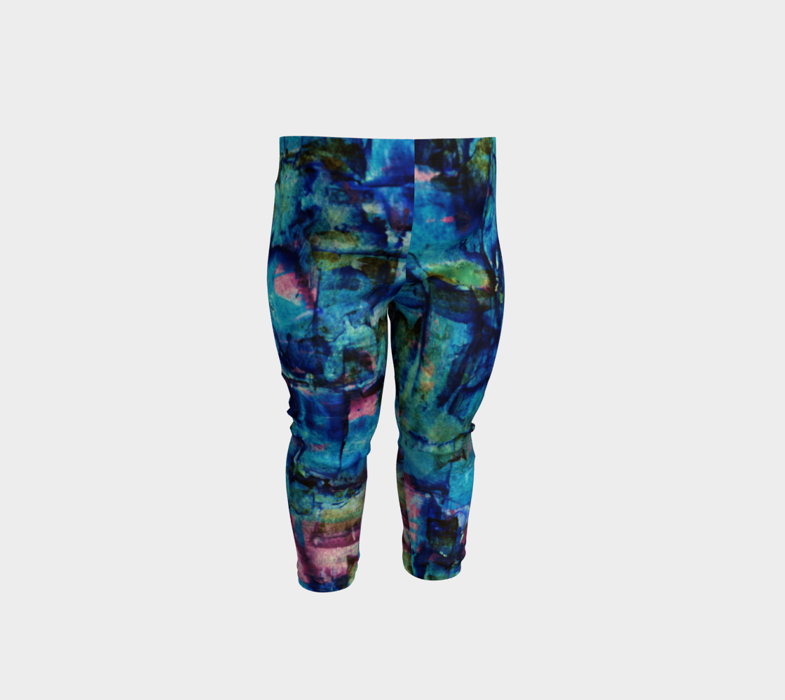 The Blues Leggings preview