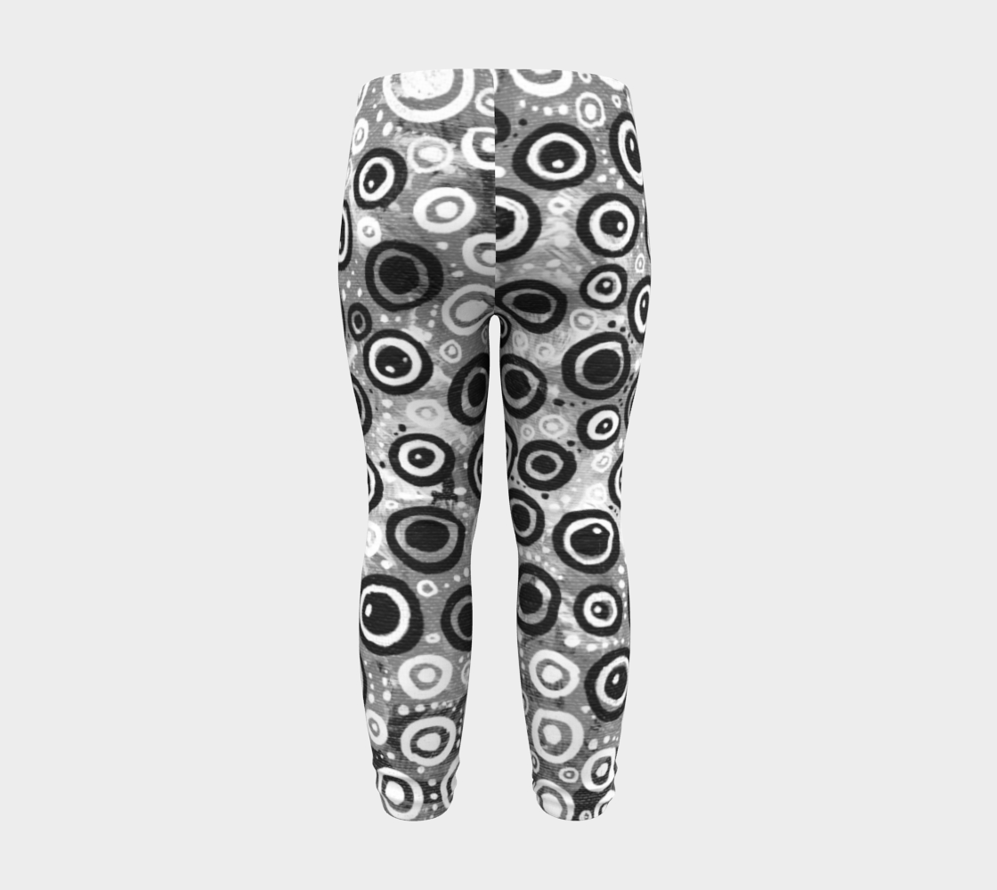 Leo in mono leggings preview #8