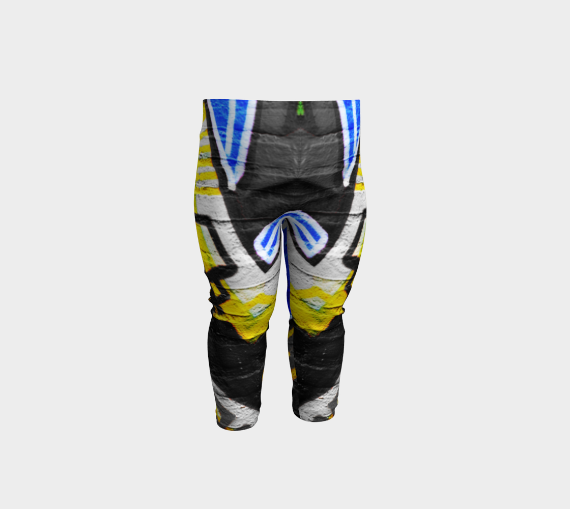 Graffiti 6 Baby Leggings preview