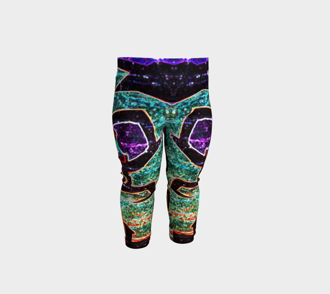 Graffiti 7 Baby Leggings preview