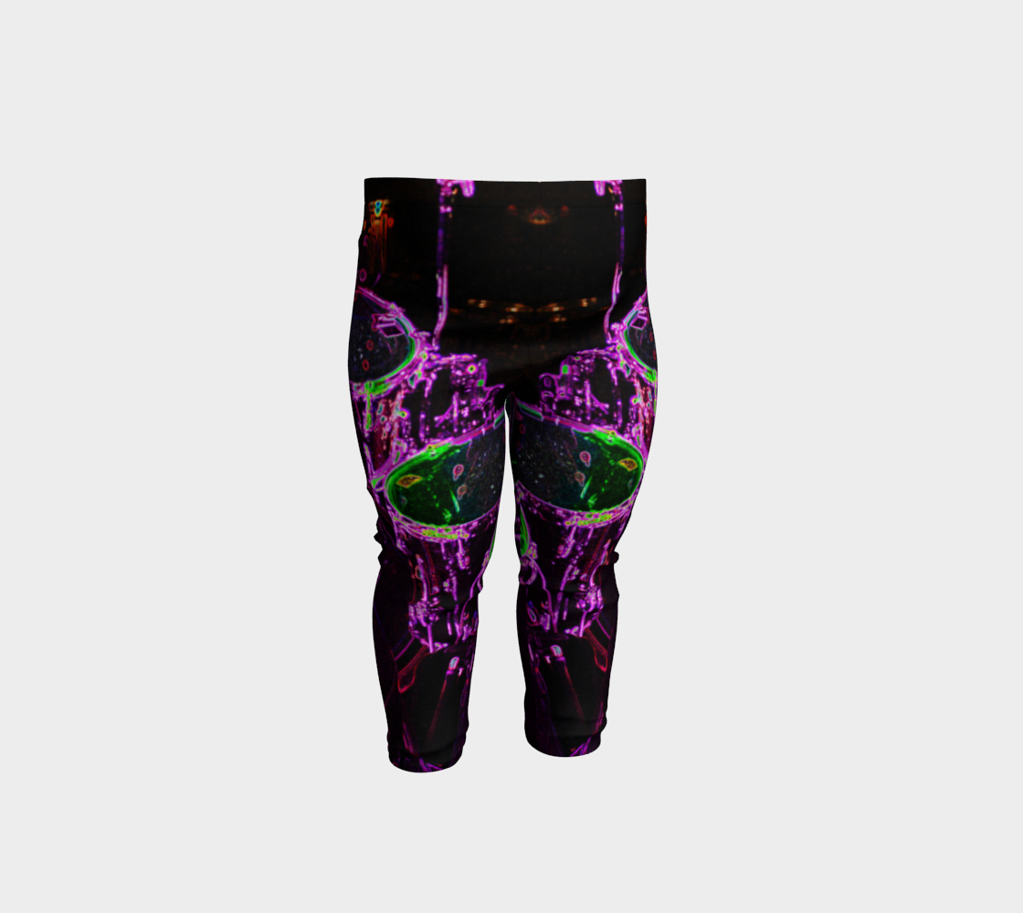 Drums Baby Leggings preview