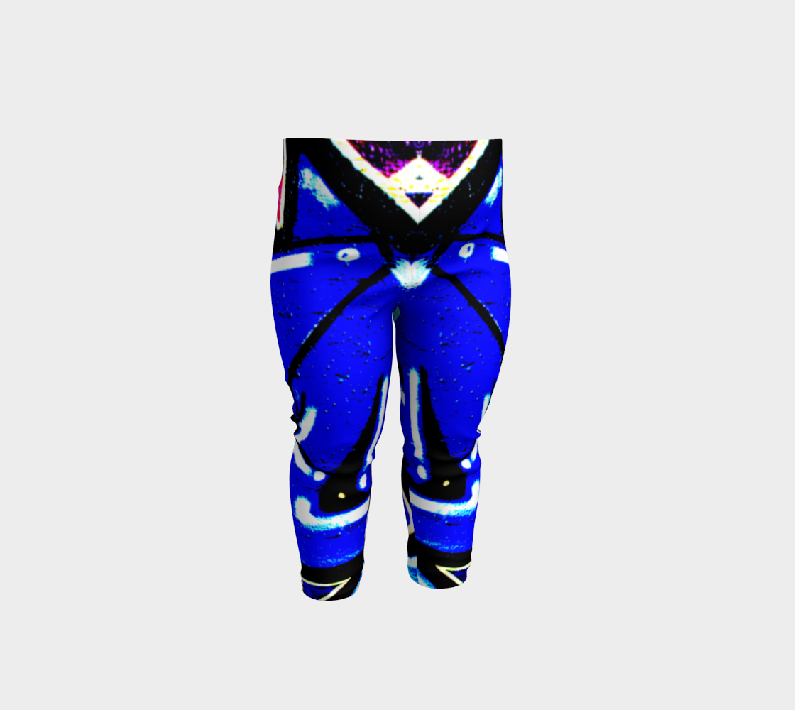 Graffiti 13 Baby Leggings preview