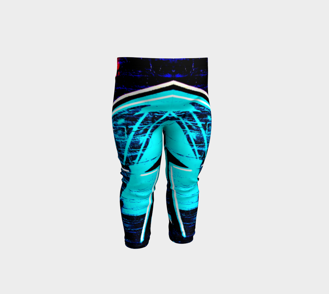 Graffiti 14 Baby Leggings preview #1