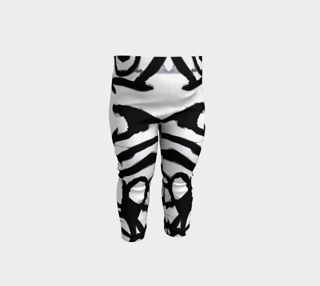 Graffiti 16 Baby Leggings preview