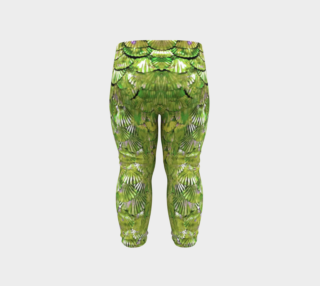Merling Green Scales Bottoms preview #6