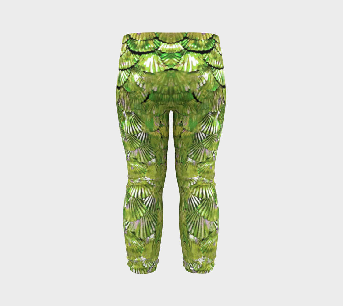 Merling Green Scales Bottoms preview #7