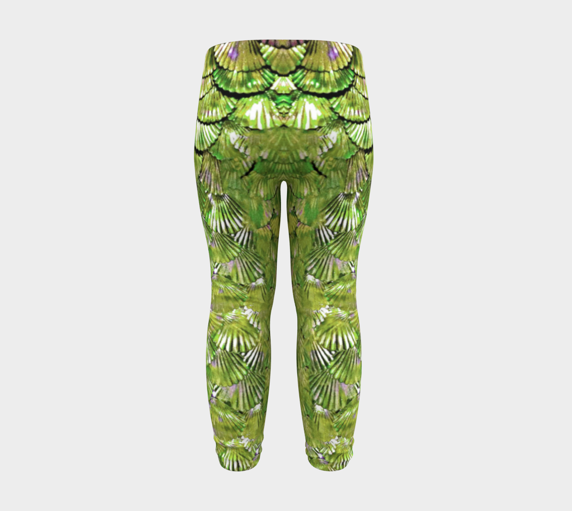 Merling Green Scales Bottoms preview #8