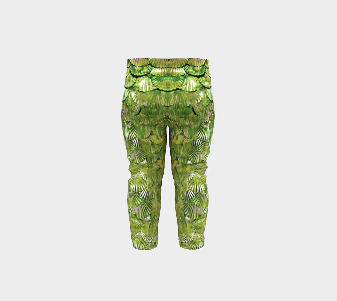 Merling Green Scales Bottoms preview #5
