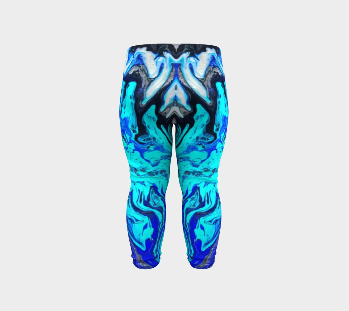 tidal blues baby leggings preview #6