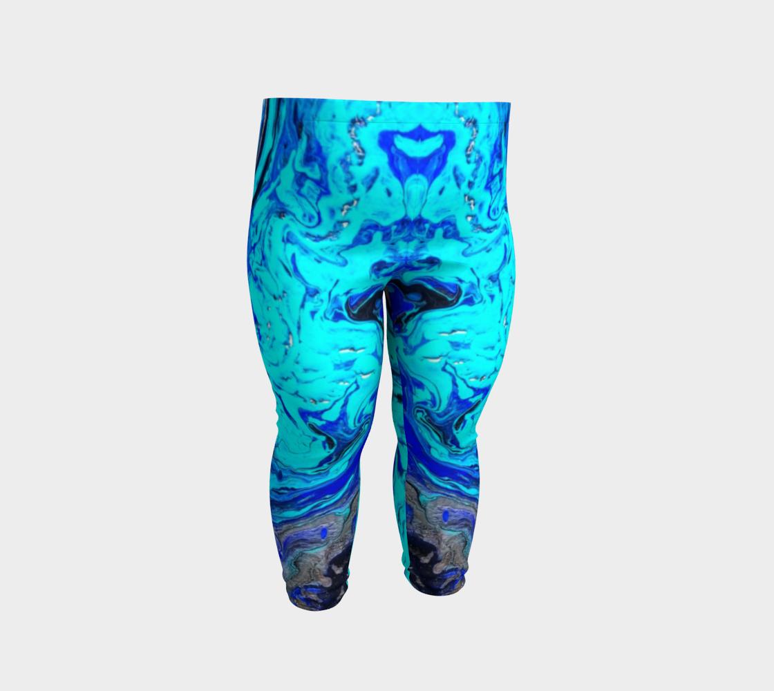 tidal blues baby leggings preview #2