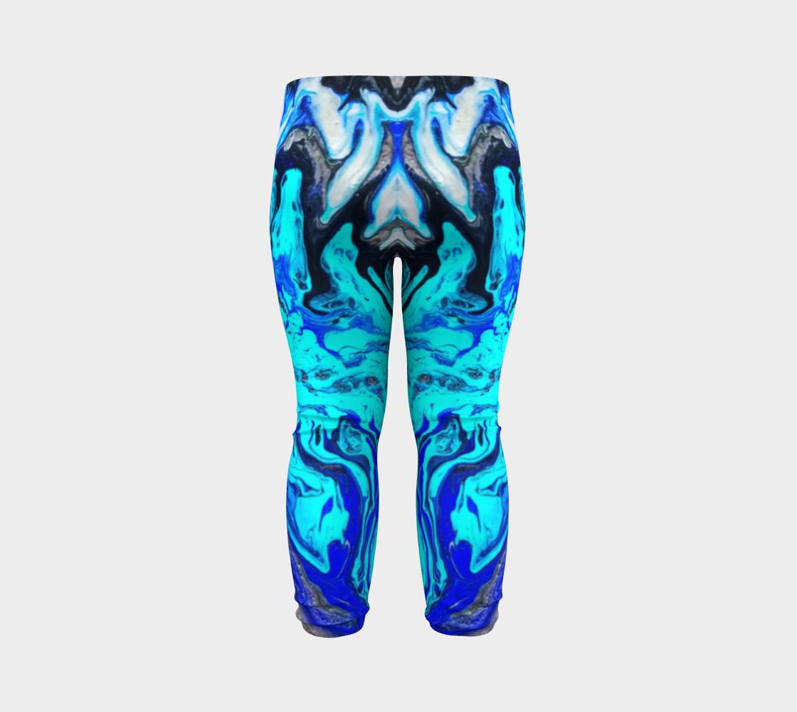 tidal blues baby leggings preview #7