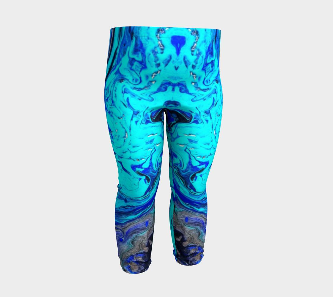 tidal blues baby leggings preview #3