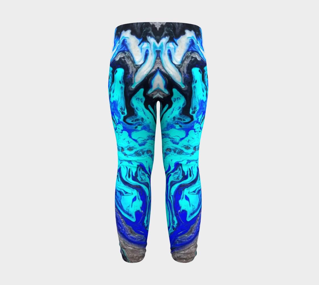 tidal blues baby leggings preview #8