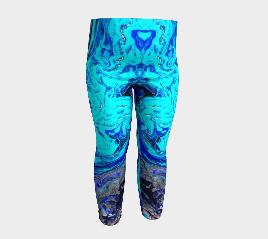 tidal blues baby leggings preview #4