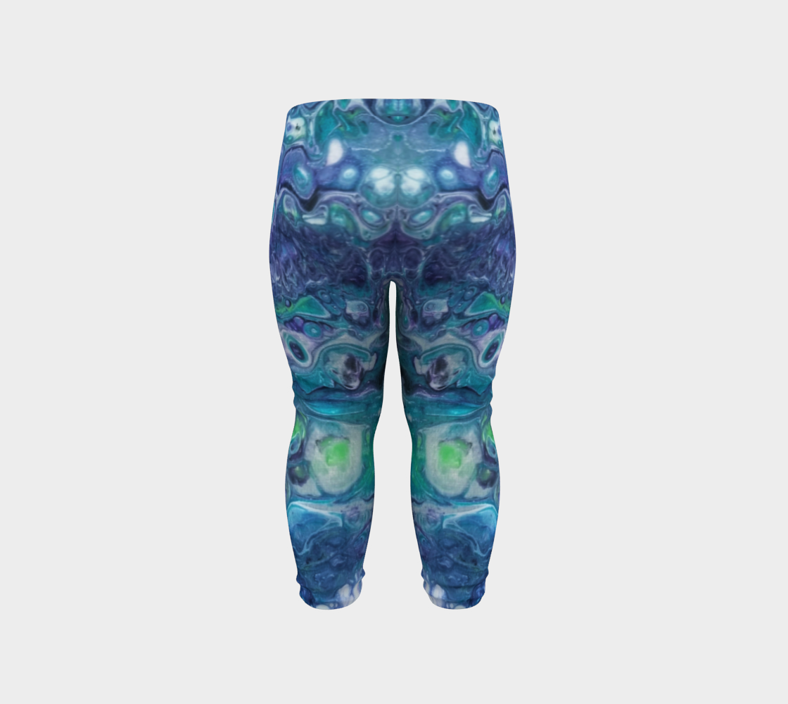 purple mist baby leggings preview #6