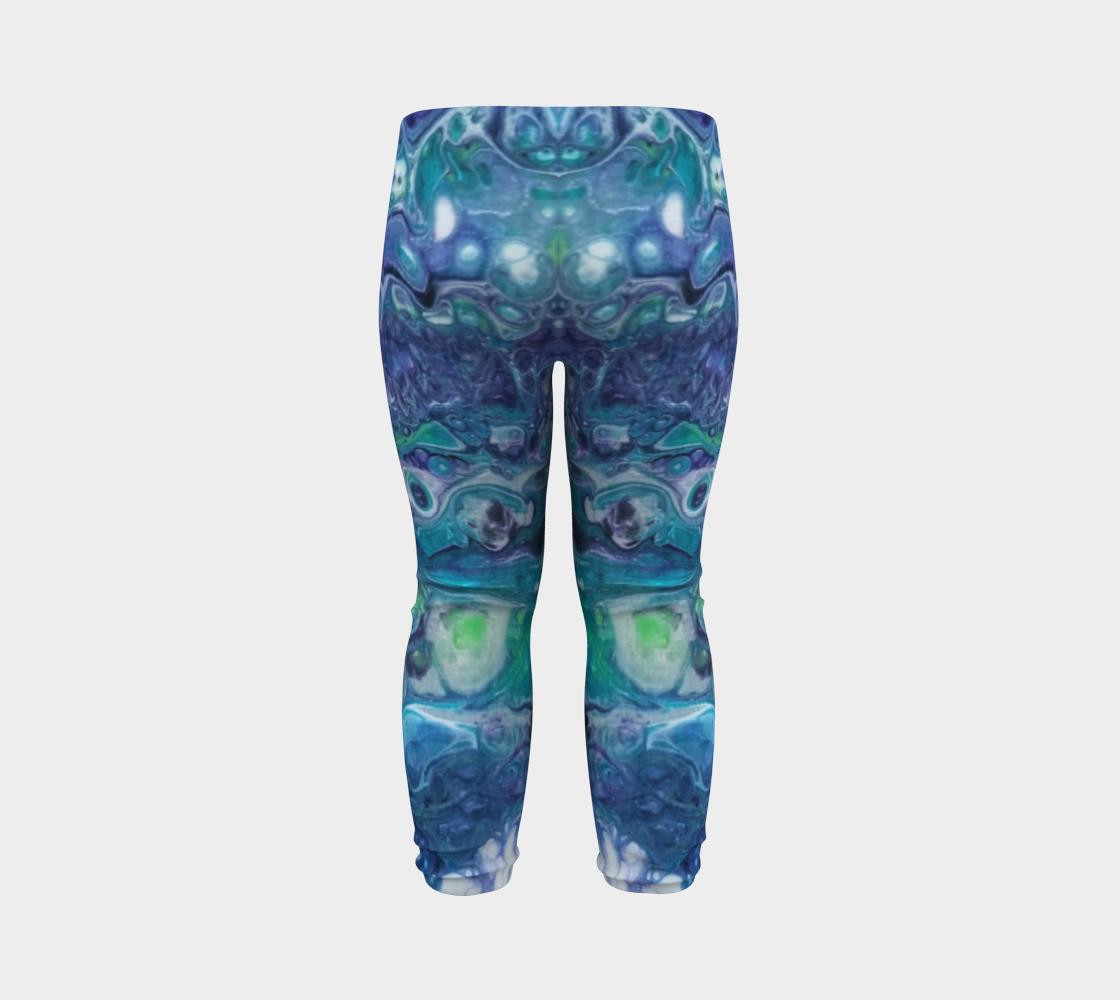 purple mist baby leggings preview #7